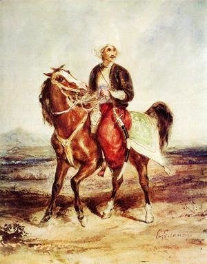 Turkish Horseman