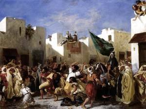 The Fanatics of Tangier