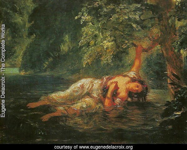 The Death of Ophelia1