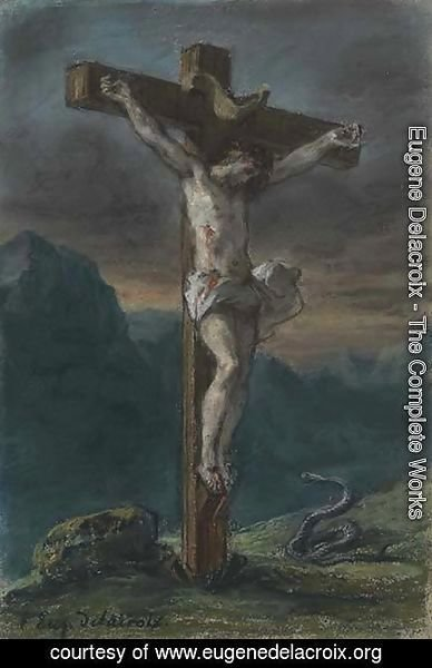 Christ on the Cross 3