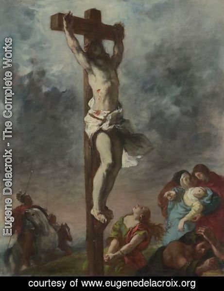 Christ on the Cross 4