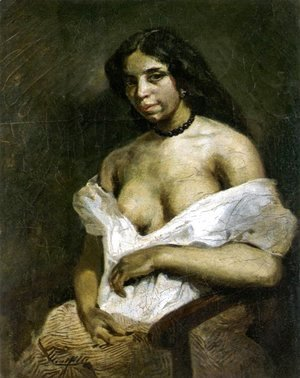 A Mulatto Woman