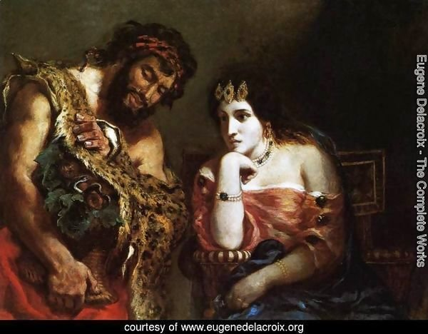 Cleopatra and the Peasant 1838