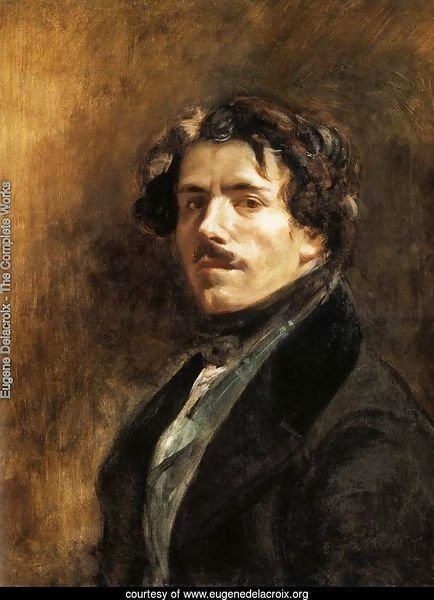 Self-Portrait c. 1837